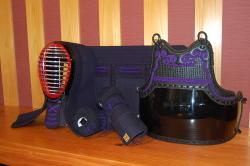 心600紫飾り セット